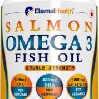 EternalHealth Salmon Omega 3 Fish Oil