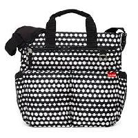 Baby Dots Diaper Bag