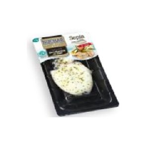 Cooked cuttlefish whole 300gr plastic tray