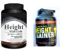 Height Increasing Powder