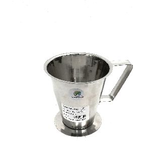 Graminheet Stainless Steel Measuring Mug 500ml 1pt