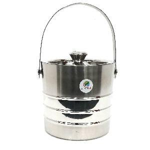 Graminheet Steel Ice Bucket 1500ml (fancy 2)