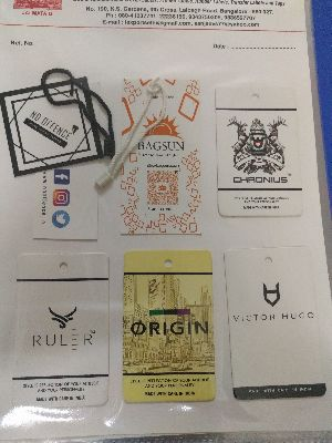 Clothes Hang Tag in Karnataka - Manufacturers and Suppliers