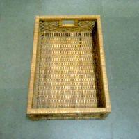 Laundry Cane Basket