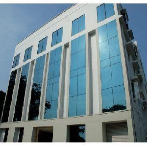 Aluminum Structural Glazing
