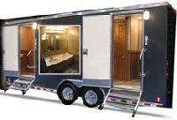 Luxury AC Mobile Toilet Van