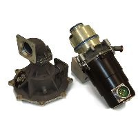 Auxiliary Power Unit Fuel Feed Pump