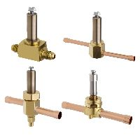 B And E Series Solenoid Valves