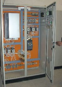 Electrical VFD Control Panels