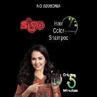 25ml 5 Minutes black hair Shampoo