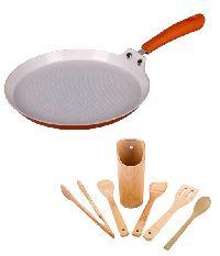 Ceramic Die Cast Fry Pan