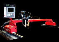 Entry level plasma cutting machine