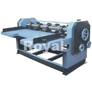 Four Bar Rotary Creasing Cutting Machine