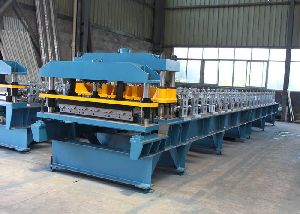 Metal Tile Making Machine