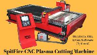 Spitfire Cnc Plasma Cutting Machine