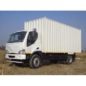 14 F Truck Container Body