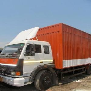 Truck Iron Container Body