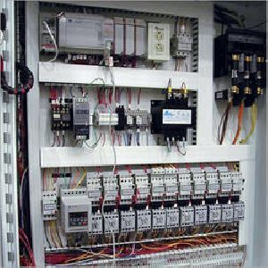 Plc Based Electrical Control Panel