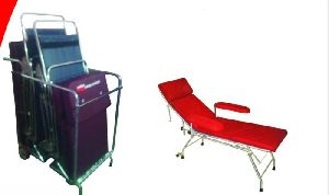 Portable Blood Donor Couch