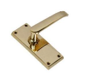 Brass Lever Door Locks