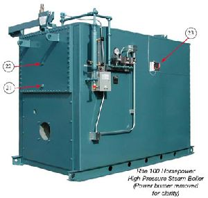High Pressure Steam Boilers