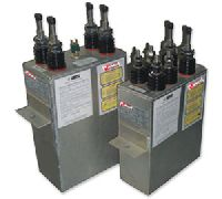 Capacitors For Induction Equipment