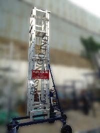 Telescopic Tower Ladder