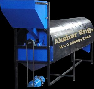Long Auto Raw Cashew Grading Machine
