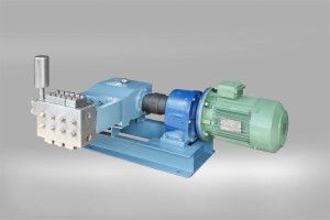 High Pressure Hydrostatic Pumps