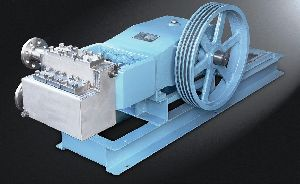 Jacketed Triplex High Pressure Pumps