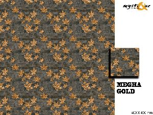 Megha Gold Floor Tiles
