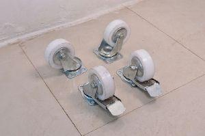Rack Caster Wheels