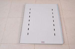 Rack White Stationary Trays