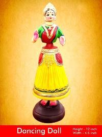 Thanjavur Dancing Doll 12 Inch.