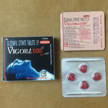 Vigora 50 Red Tablets Use
