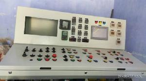 Gasifier Control Panel