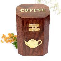 Wooden Coffee Box