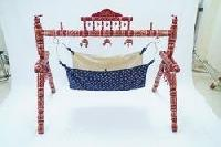 Baby Wooden Cradle