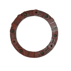 Three F IInd Withdrawal Clutch Plates