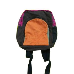 Multicolor Backpack Bag