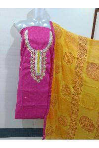 Organza Dress Material