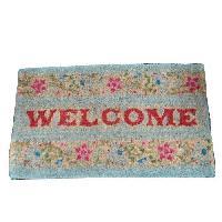 Welcome Printed Door Mats