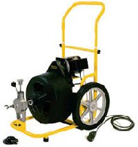 Drain Cleaning Equipment