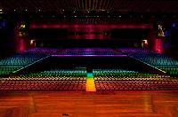 Auditorium Sitting Structure Designing