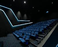 Cinema Interior Designing