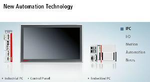 Beckhoff Industrial Monitors