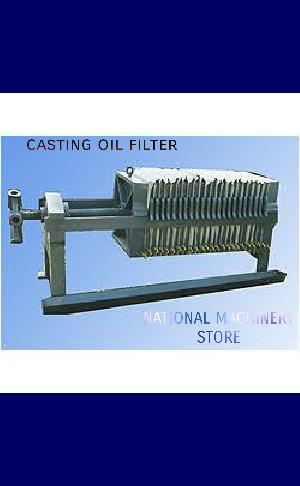 Casting Oil Filter