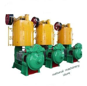High Capacity Oil Expeller