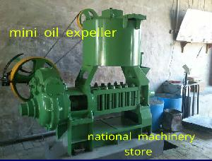 Mini Oil Expeller