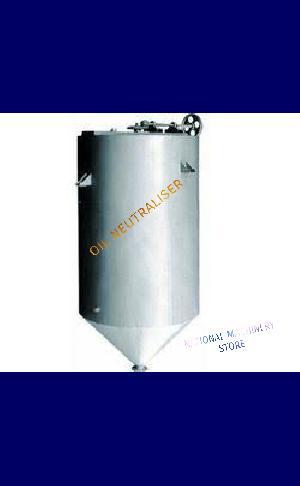 Vassal oil neutralizer